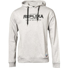 North 56°4 / Replika Jeans (Big & Tall) REPLIKA JEANS Sweatshirt Sweatshirt 0050 Grey Melange