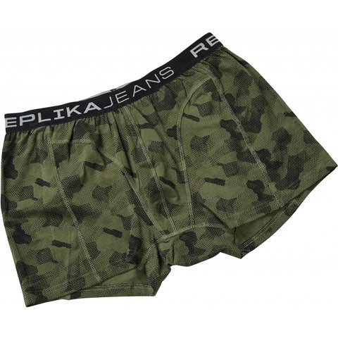 North 56°4 / Replika Jeans (Big & Tall) REPLIKA JEANS Trunks Underwear 0930 Printed