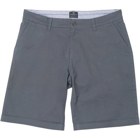 North 56°4 / Replika Jeans (Big & Tall) REPLIKA JEANS chino shorts Shorts 0099 Black