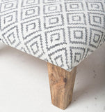 stool cotton wood