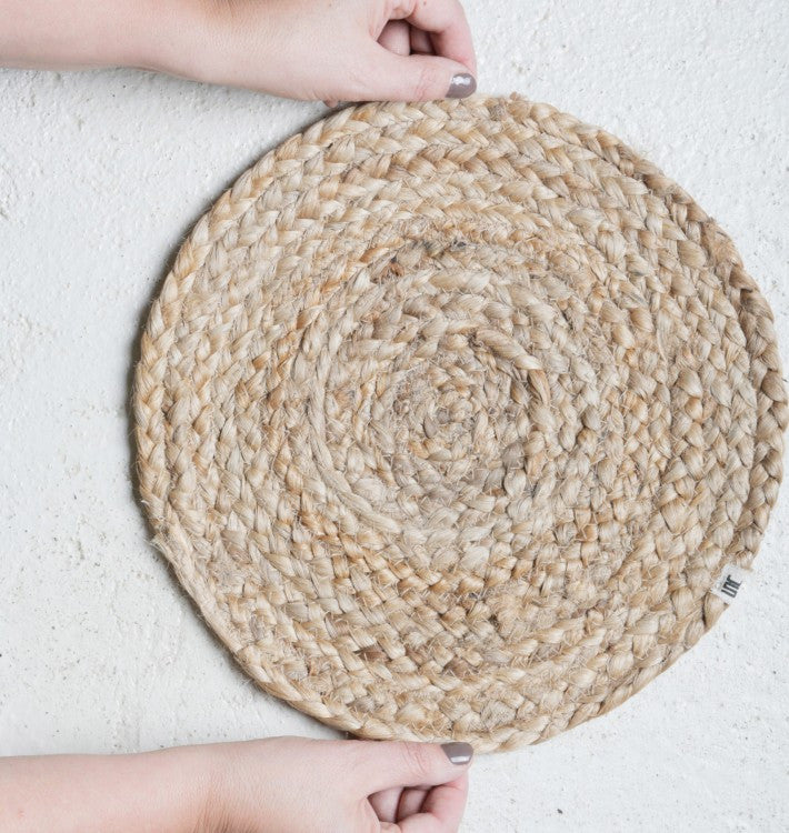 Placemat - Jute - Urban Nature Culture