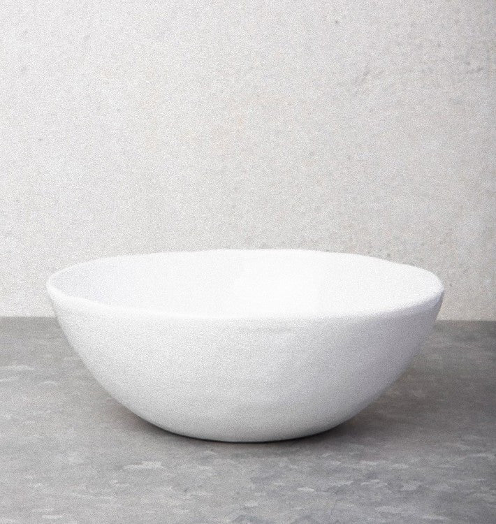 Urban Nomad Bowl - White (Ø19 cm) - Urban Nature Culture