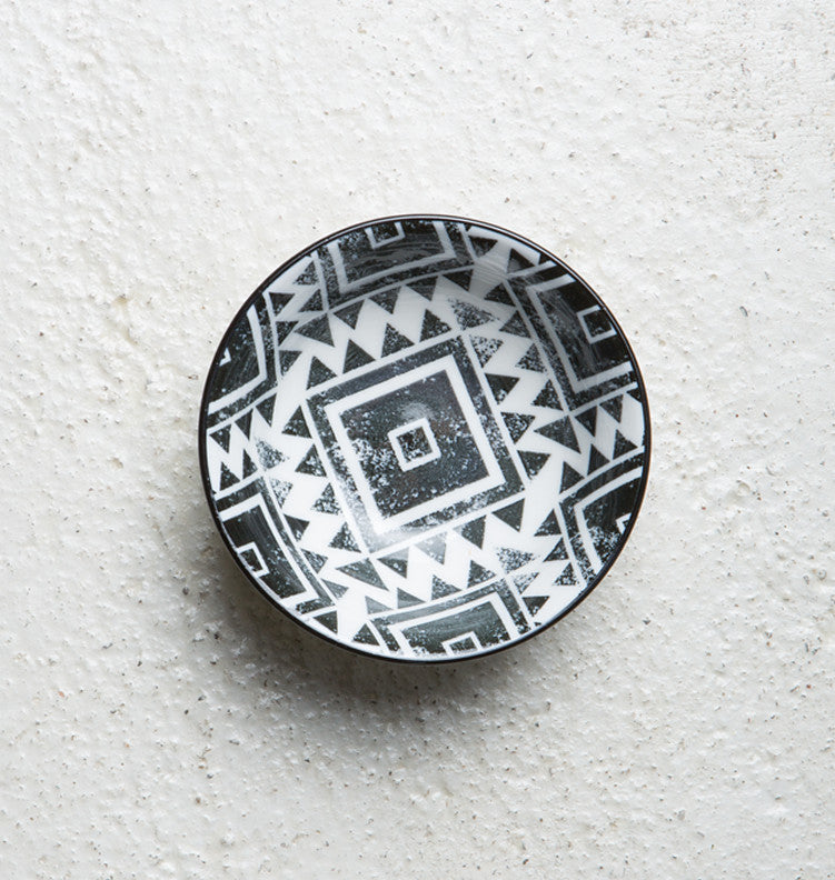 Mexican Heritage Saucer - Urban Nature Culture