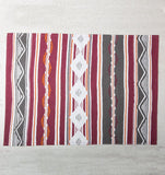 tea towel serape cotton