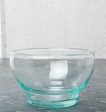 Recycled Handmade Glass - Bowl Large