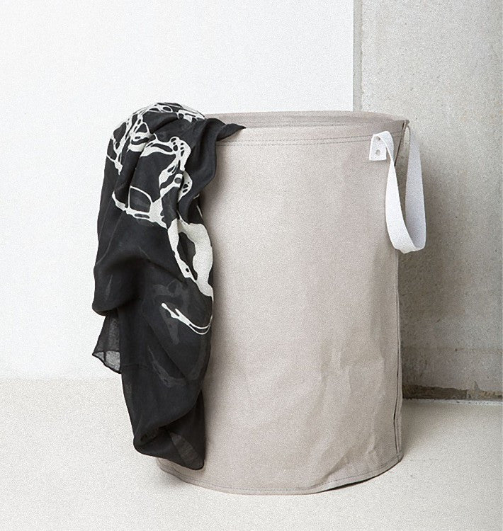 Urban Laundry Bag Paper - Grey - Urban Nature Culture