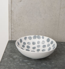 Bowl Ruka Irregular Dots
