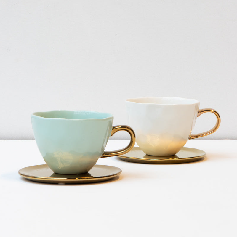 Good Morning Cup - Celadon - Urban Nature Culture