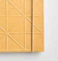 Notebook - Gold 3D - Urban Nature Culture