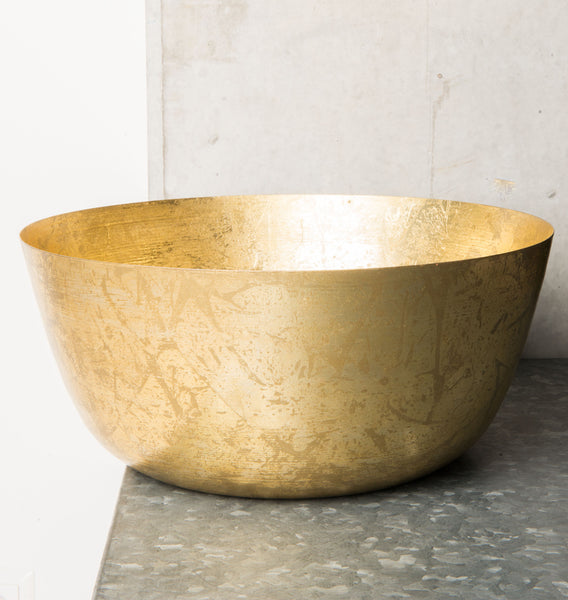 bowl solstice iron gold