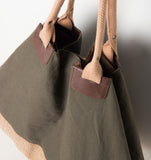shopping bag XL jute canvas