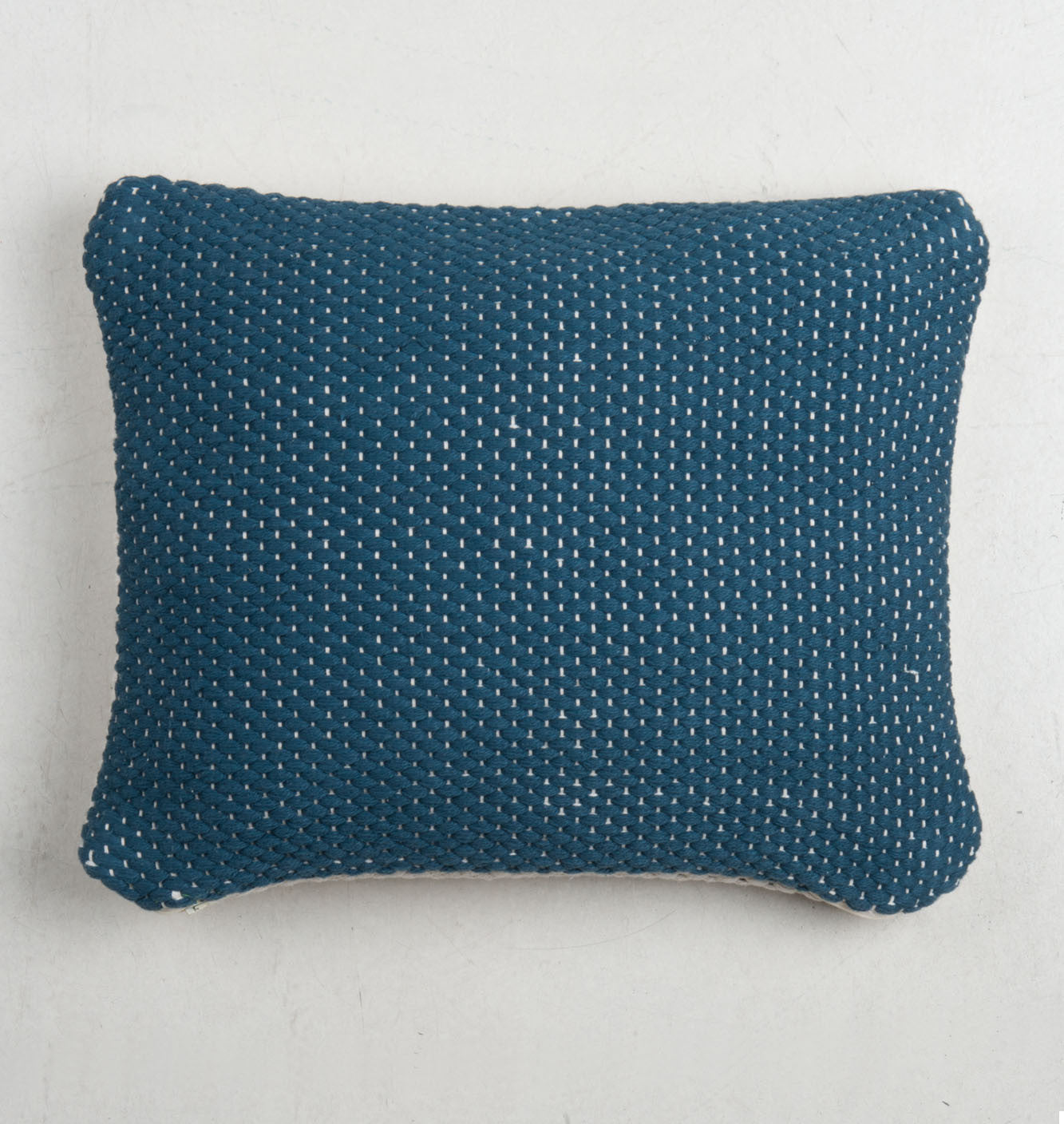 Cushion Weave - Petrol - Urban Nature Culture