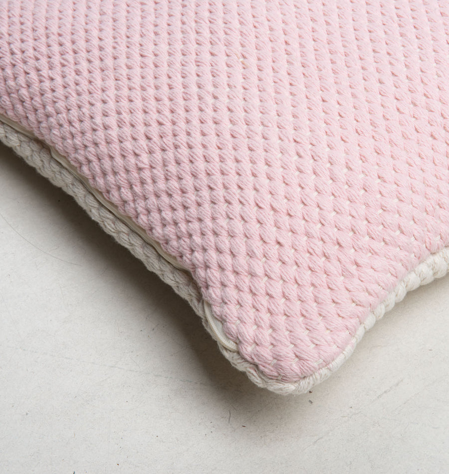 Cushion Weave - Old Pink - Urban Nature Culture