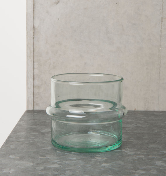 Tealight Holder Recycled Glass - Urban Nature Culture