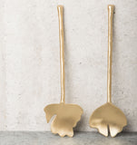 Salad Cutlery Leaves - Set of 2 - Urban Nature Culture