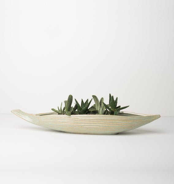 Object Palm Leaf Stoneware