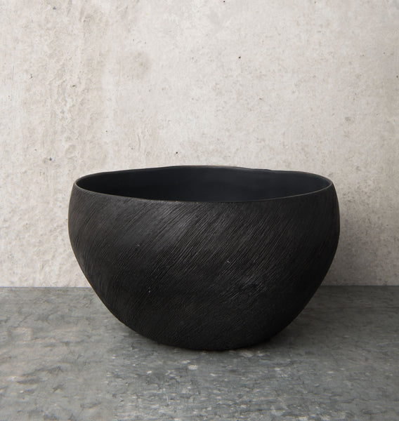 Bowl Of Nature - Black Ø25 - Urban Nature Culture