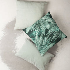 Cushion Vintage Velvet - Jade