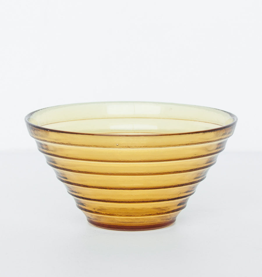 Glass Bowl Vintage - Yolk yellow - Urban Nature Culture