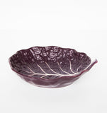 Bowl - Cabbage red - Urban Nature Culture