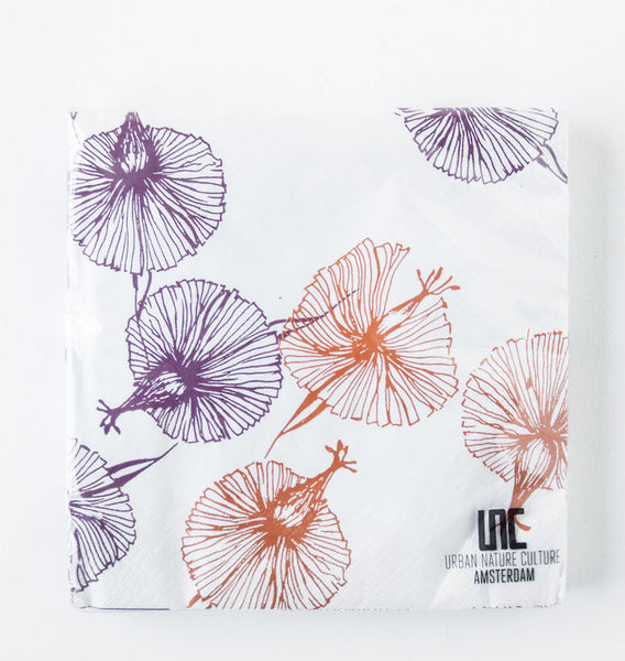 Paper napkin - Kinmokusei - Urban Nature Culture