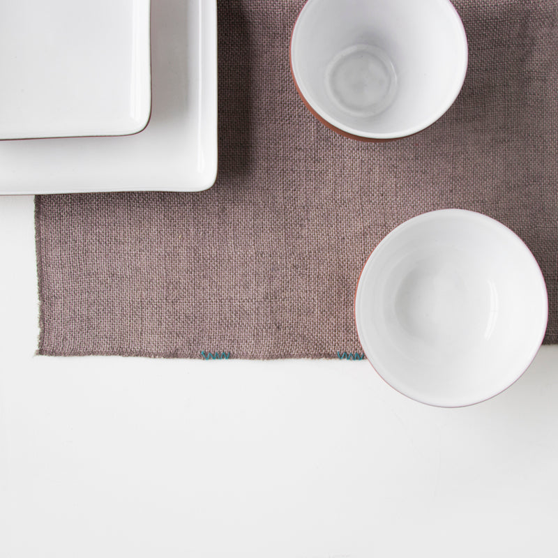 Placemat jute - cinder - Urban Nature Culture