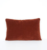 Cushion - vintage velvet sequoia - Urban Nature Culture