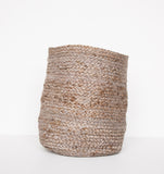 Basket jute small - Cinder - Urban Nature Culture