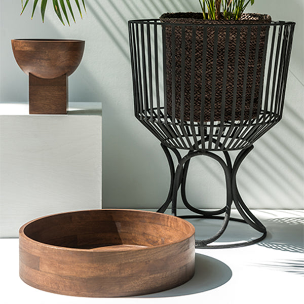 Mango Wood Bowl - Urban Nature Culture