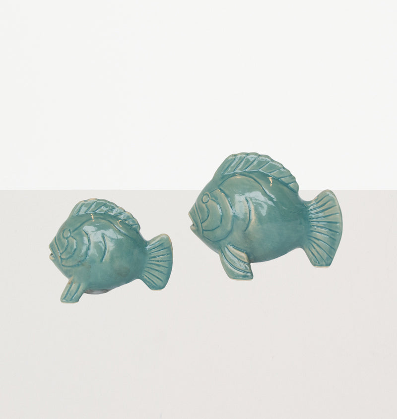 Salt and pepper Lucky fish, in gift pack - Urban Nature Culture