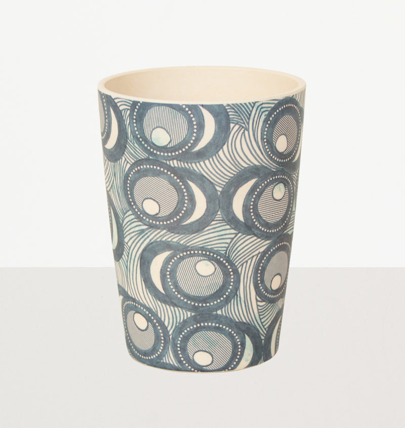Fish Eye Bamboo Tumbler - Urban Nature Culture