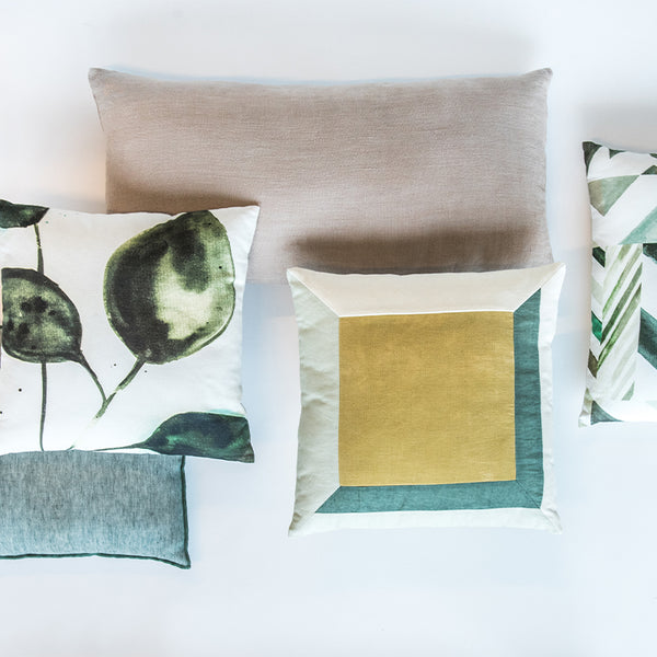 Boro Cushion - Urban Nature Culture