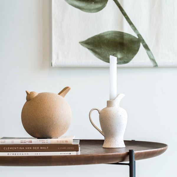 Douro Ceramic Candle Holder - Urban Nature Culture