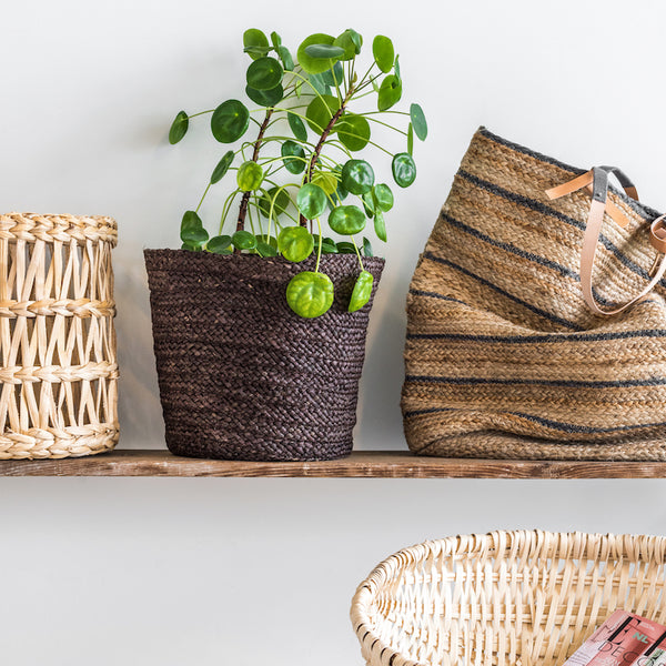Basket Corn slate black - Urban Nature Culture