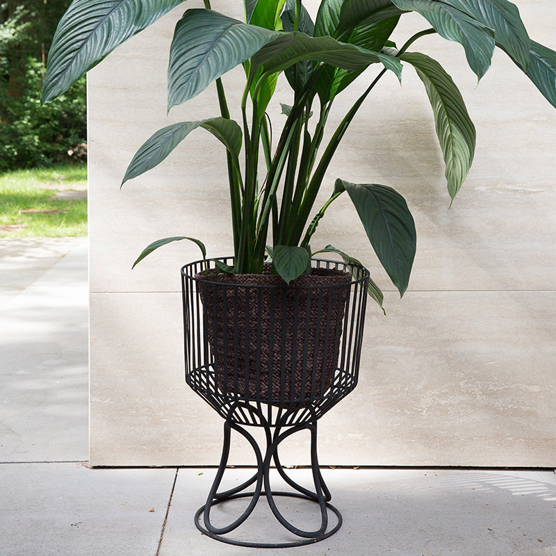 Corn Basket Slate black - Urban Nature Culture