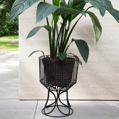 Urban Nature Culture planter iron