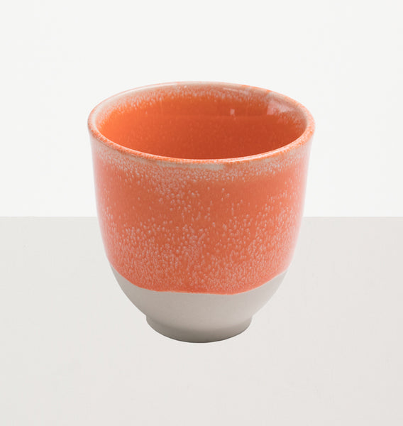 Mug red orange - Urban Nature Culture