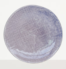Urban Nature Culture plate Purple ash