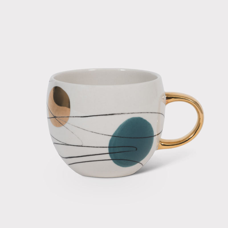 Mug Lines Connected - Urban Nature Culture