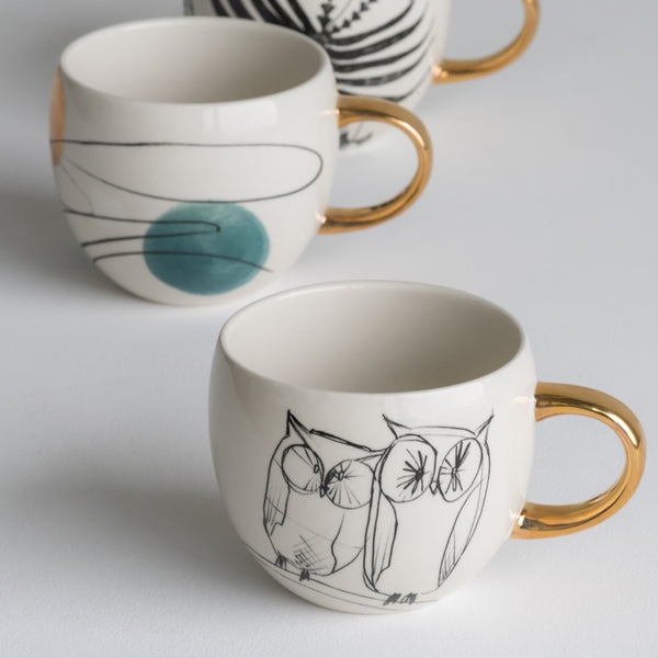 Mug Owl - Urban Nature Culture
