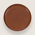 Plate Georgetown brown 26cm - Urban Nature Culture
