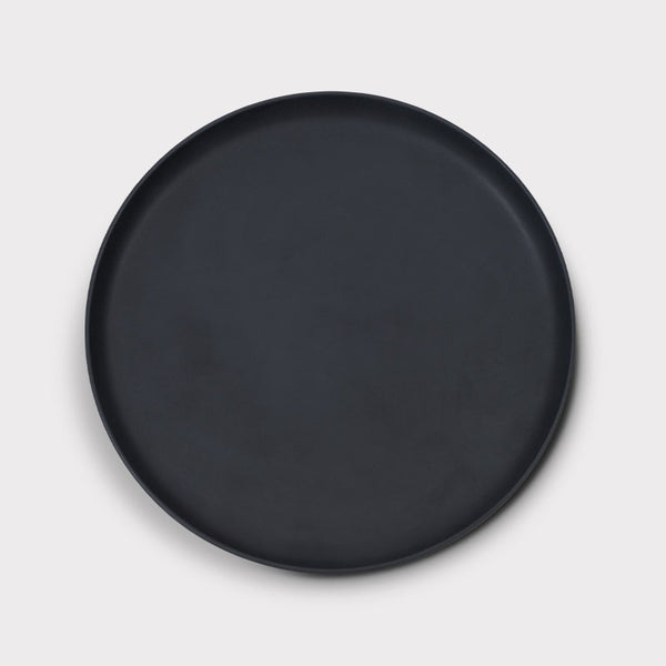 Plate Brooklyn Black 26cm - Urban Nature Culture