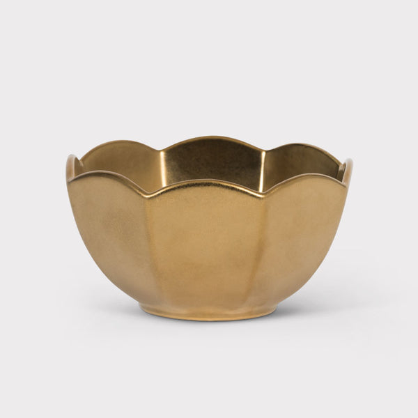 Bowl Ghabi Gold - Urban Nature Culture