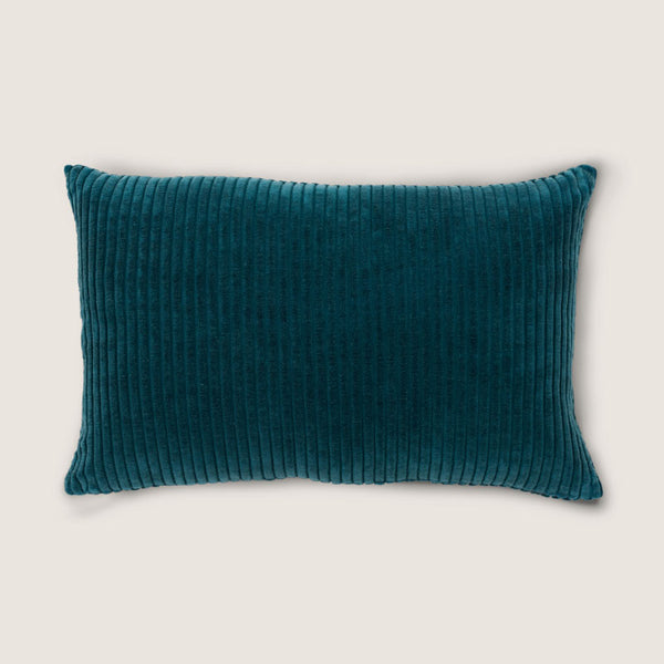 Cushion Retro Ribcord - Pacific - Urban Nature Culture