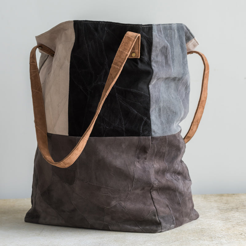 Recycled Bag Leather Queens