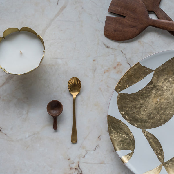 Spoon Gold - Set of 4 Giftbox
