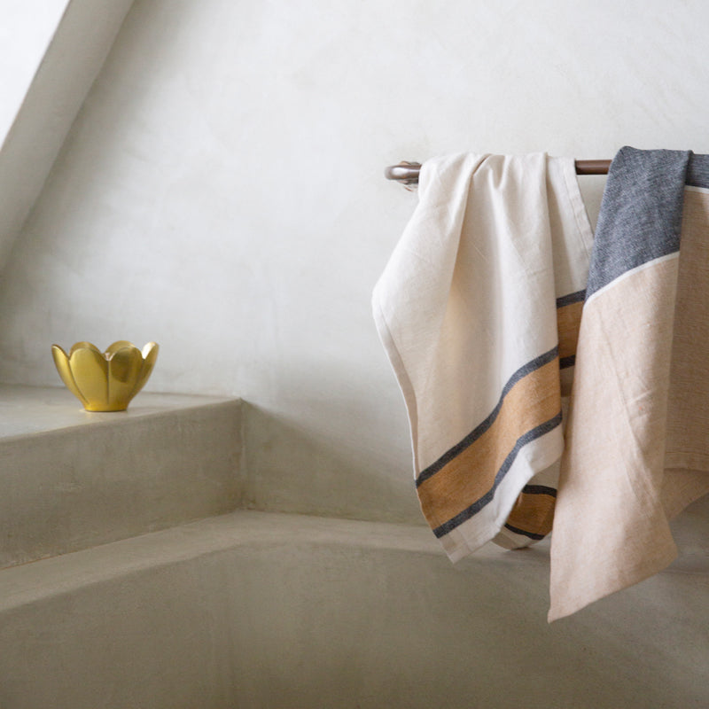 Tea Towel Colorblock E - Urban Nature Culture