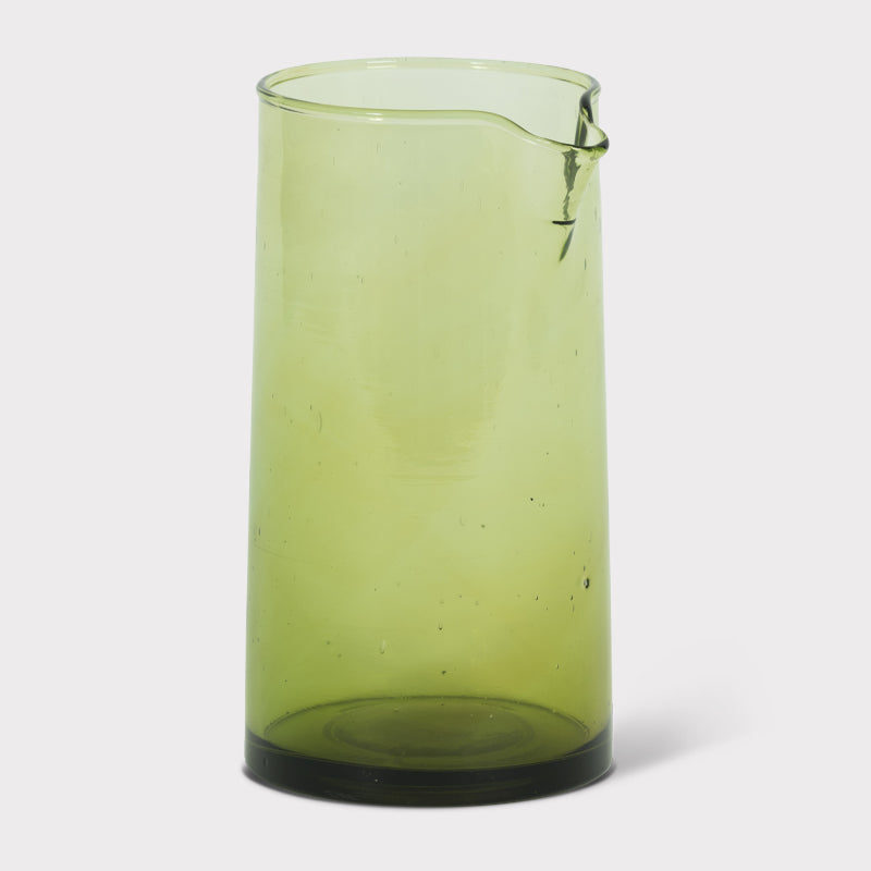Carafe Recycled Glas - Urban Nature Culture