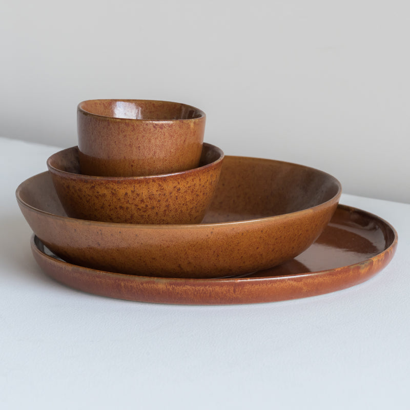 Universal Bowl Georgetown Brown - 21 cm - Urban Nature Culture