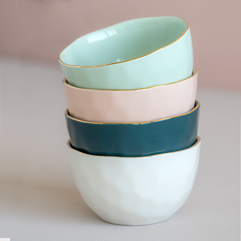 Good Morning Bowl - Blue Green - Urban Nature Culture